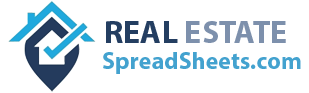 Real Estate Spreadsheets