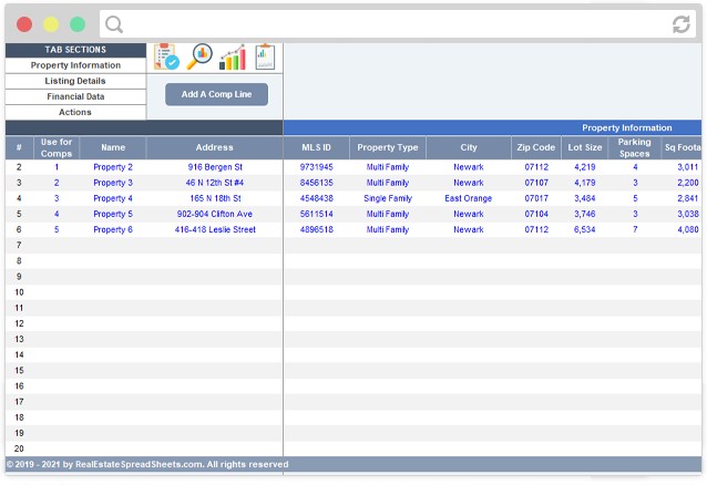 Custom Database